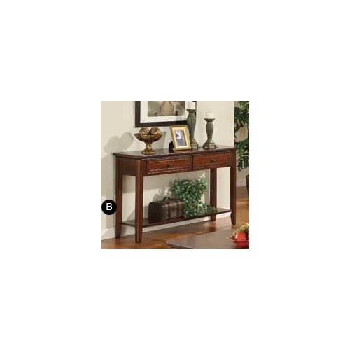 Winners Only, Inc. Topaz Console Table