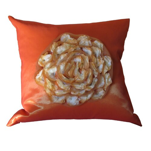 Valencia Square Taffeta Pillow