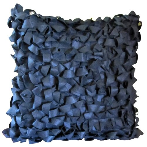 Looped Square Pillow