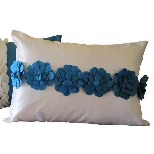 Breezy Wave Rectangular Pillow