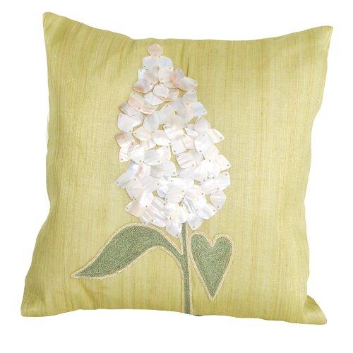 Debage Inc. Sea Side Shell Flower Pillow
