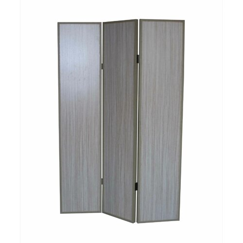 "Screen Gems 71"" x 47"" Mazon 3 Panel Room Divider"