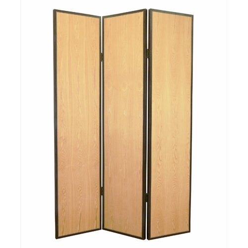 "Screen Gems 71"" x 47"" Element 3 Panel Room Divider"