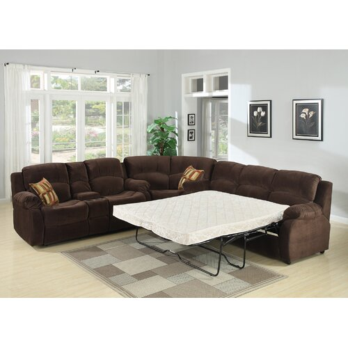 Tracy Sleeper Sectional