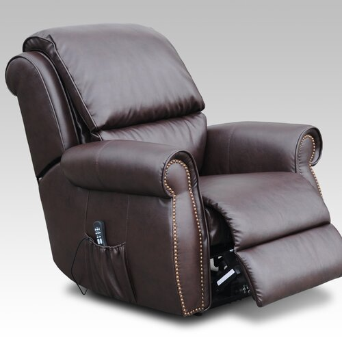 At Home Designs Carmel Recliner Reviews Wayfair