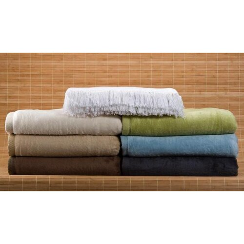 DownTown Company Bamboo Cotton Blend Blanket
