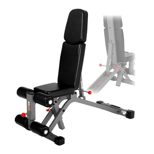 X-Mark Commercial Rated FID Ab Bench