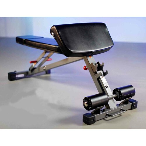 Commercial Adjustable Ab Bench