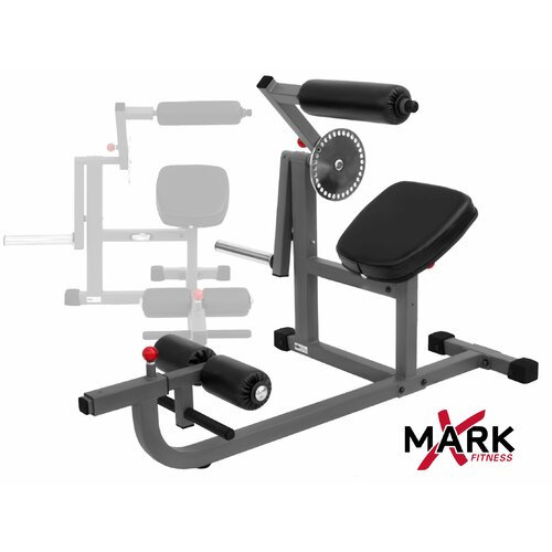 X-Mark Commercial Rotary Ab Back Extension Machine
