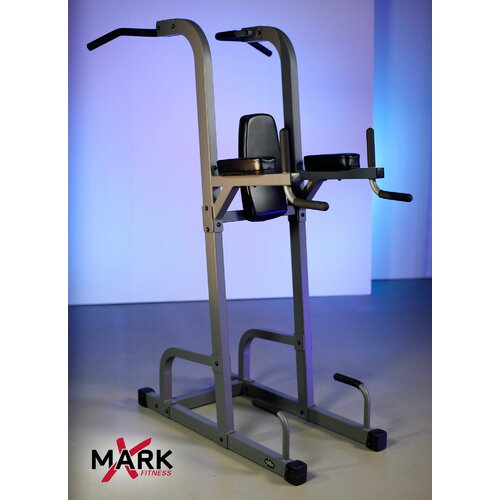 X-Mark Commercial Power Tower with Pull Up
