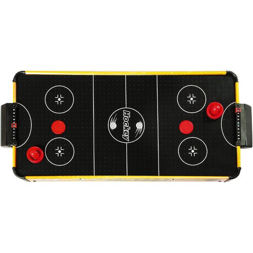 "Hathaway Games Slapshot 40"" Table Top Air Hockey"