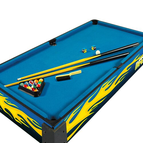 Hathaway Games Inferno 20 in 1 Multi Game Table with All Accessories