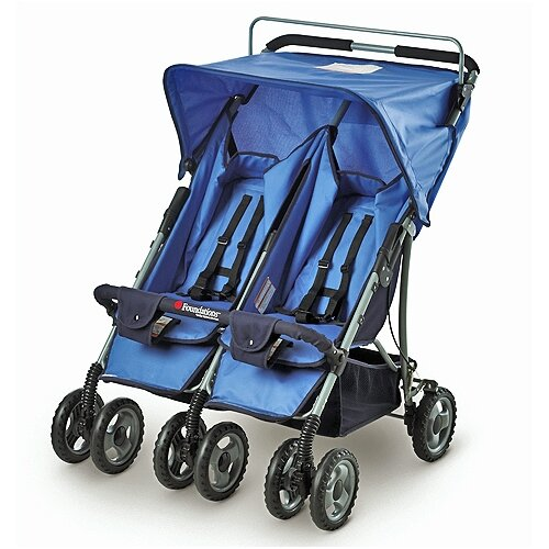 Duo - SS Double Side - By - Side Stroller