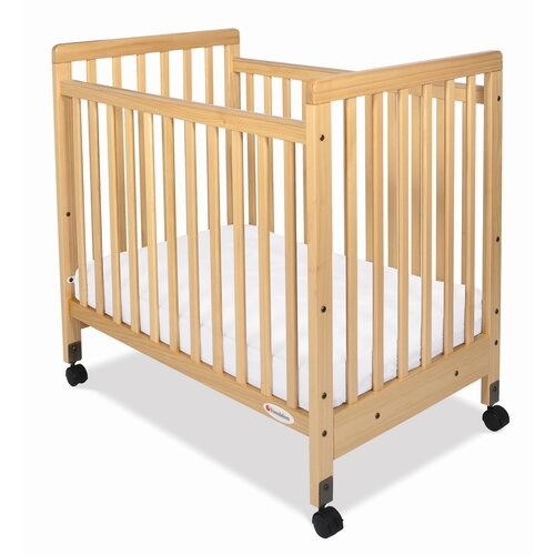 Foundations SafetyCraft Compact Size Slatted Crib