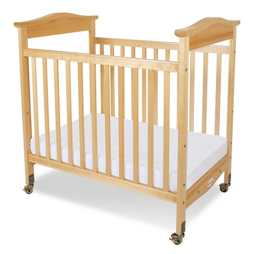 Foundations Biltmore Compact Size Clearview Crib