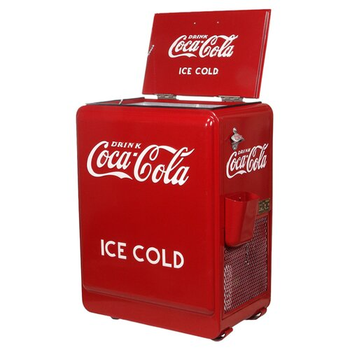 American Retro Classic Coca-Cola Beverage Center