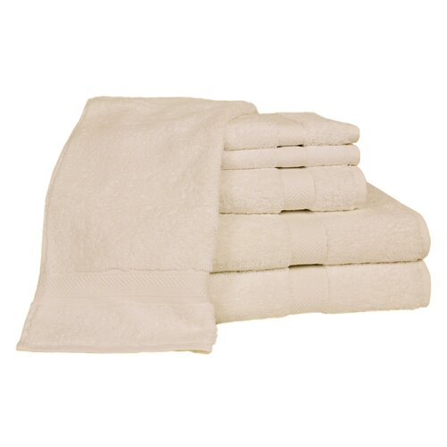 Calcot Ltd. 100% Supima Cotton 6-Piece Towel Set