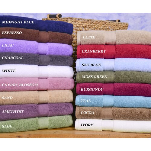 Calcot Ltd. Growers 16 Piece Towel Set