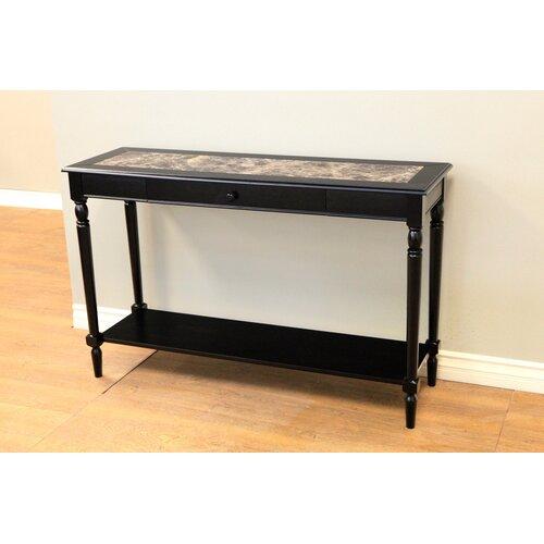 foyer console table wayfair