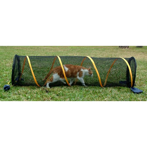 ABO Gear Fun Run Pet Play Tunnel