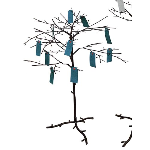 Creative Co-Op The Painted Porch Tree Statue