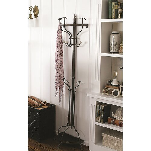 Haven Metal Coat Rack for Wall