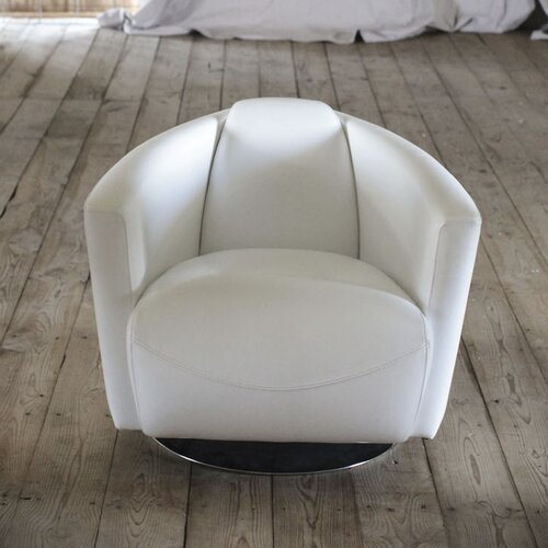 Cosmopolitan Swivel Arm Chair