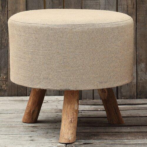 Inch wood stool wayfair