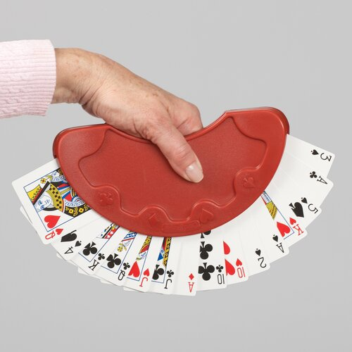 Ableware Playing Card Holder Task Aid