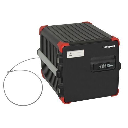 Honeywell 1 Tier 1 Wide Mobile Locker