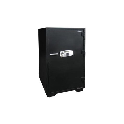 Water Resistant Steel Fire and Security Safe (5.83 Cubic Feet)