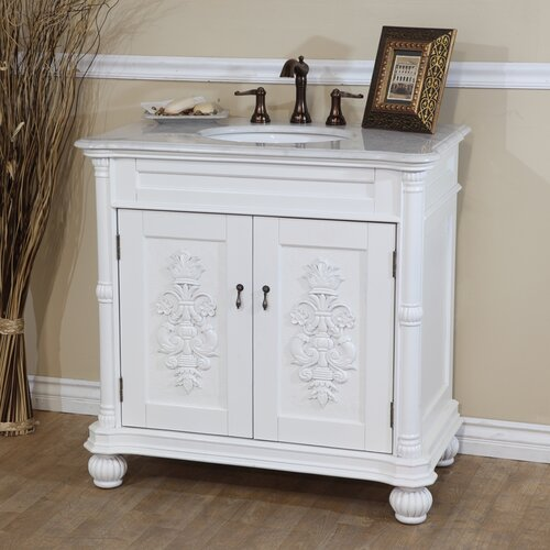 "Bellaterra Home Carlisle 36"" Single Vanity Set"
