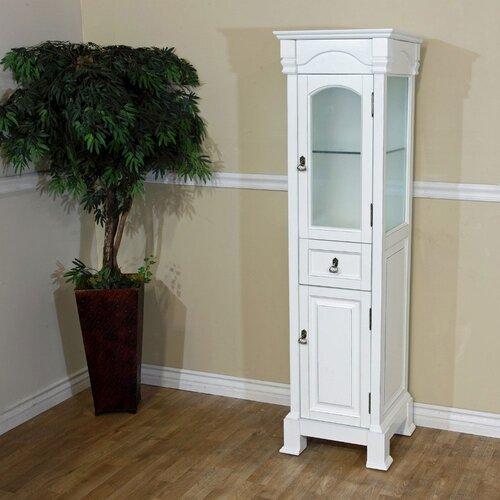 """Bellaterra Home Kendall 18"""" x 65"""" Linen Cabinet"""