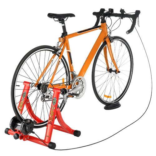 Ultra Smooth Magnetic Resistance Bike Trainer
