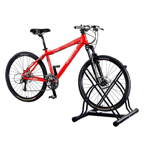 RAD Cycle Products Mighty Rack Two Bike Floor Stand Bicycle