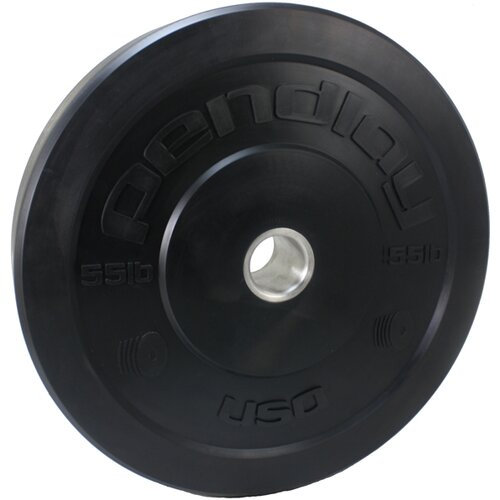 55 lb Econ V2 Bumper Plates (Set of 2)