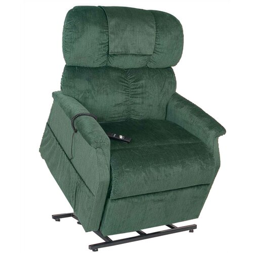 Golden Technologies Comforter Extra Wide Dual Motor Tall 3 Position Lift Chair with Head Pillow