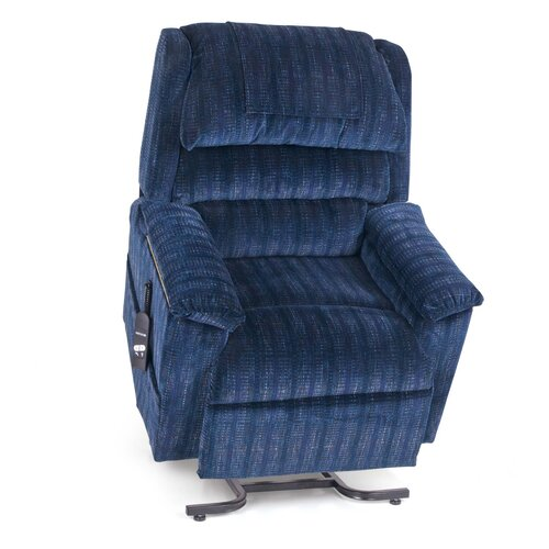 Signature Series Regal Medium 3 Position Lift Chair with Opening Arms Storage & Tray