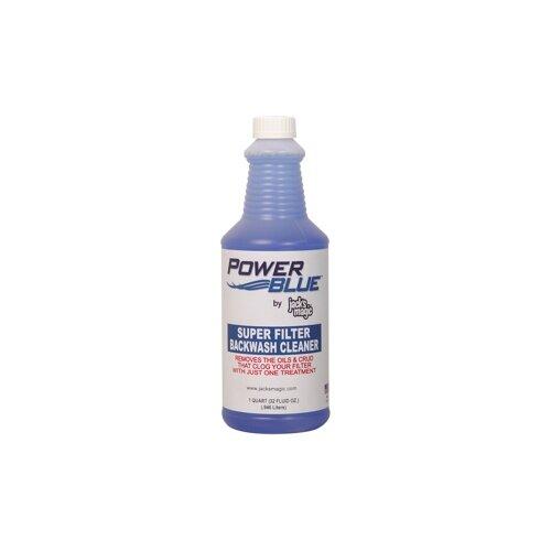 Jack's Magic Power Blue Filter Backwash Cleaner for Sand filters