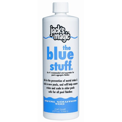 Jack's Magic The Blue Stuff