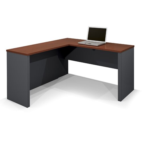 Bestar Prestige + L-Shaped Corner Desk Shell