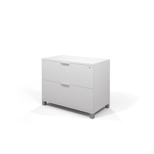 Bestar Pro-Linea 2-Drawer  File