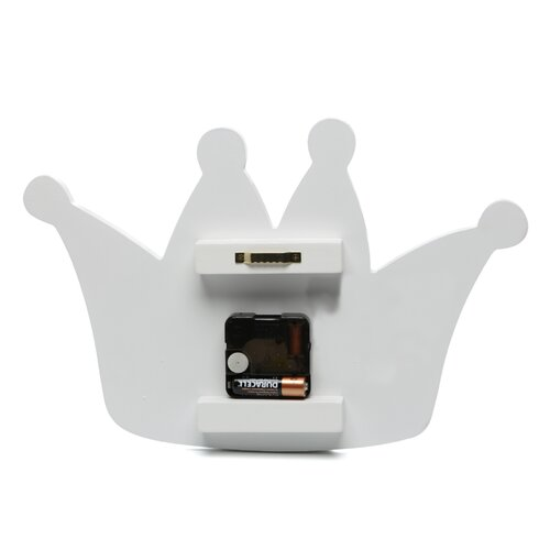 Trend Lab Star Princess Tiara Wall Clock