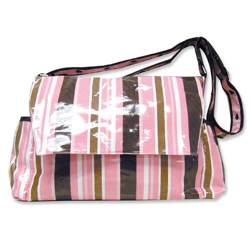 Max Messenger Diaper Bag