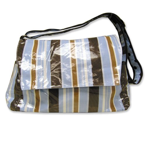 Trend Lab Max Messenger Diaper Bag