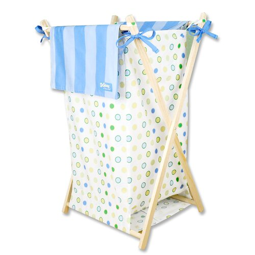 Trend Lab Dr. Seuss Oh The Places You'll Go Laundry Hamper