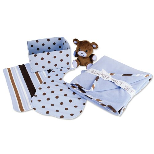 Trend Lab Max Dot 5 Piece Box Gift Set