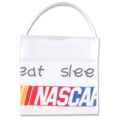 Trend Lab Nascar 5 Piece Gift Set Eat Sleep (3-6 Months)