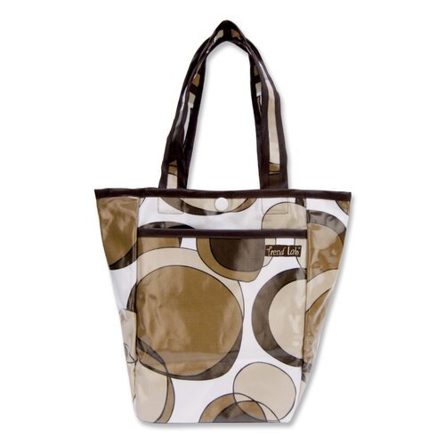Trend Lab Bubbles Tote Diaper Bag