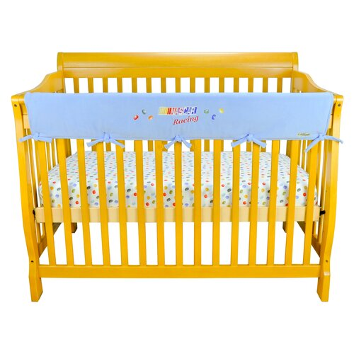 Trend Lab Nascar Crib Rail Cover